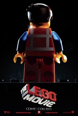 The Lego Movie poster #1094467