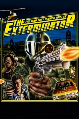 The Exterminator poster #1098009