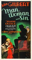 Man, Woman and Sin movie poster