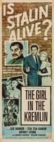 The Girl in the Kremlin movie poster