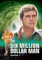 The Six Million Dollar Man movie poster