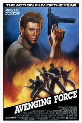 Avenging Force poster #1110178