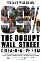 99%: The Occupy Wall Street Collaborative Film movie poster