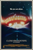 Close Encounters of the Third Kind movie poster