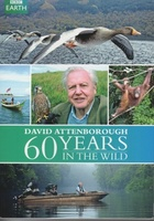 Attenborough: 60 Years in the Wild movie poster