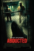 Abducted movie poster