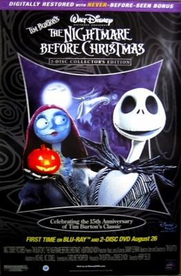 the nightmare before christmas poster 1123663 - The Nightmare Before Christmas Poster