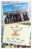 They All Laughed movie poster