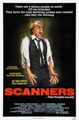 Scanners poster #1123927