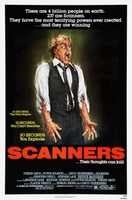 Scanners #1123927 movie poster