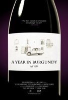 A Year in Burgundy movie poster