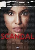 Scandal #1125059 movie poster
