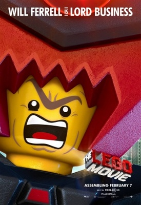 The Lego Movie poster #1125146