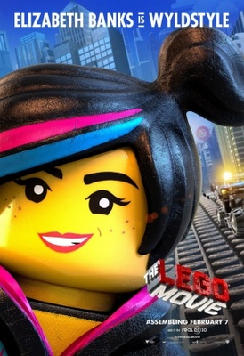 The Lego Movie poster #1125183