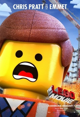 The Lego Movie poster #1125210