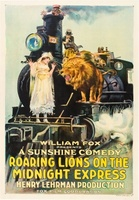 Roaring Lions on the Midnight Express movie poster