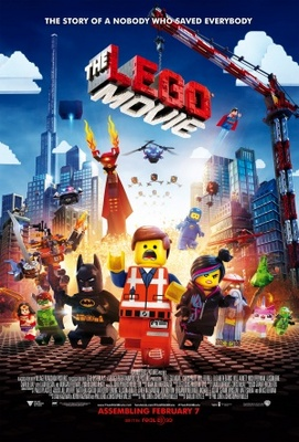 The Lego Movie poster #1125503