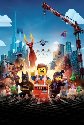 The Lego Movie poster #1125504