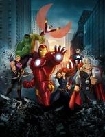 Avengers Assemble movie poster