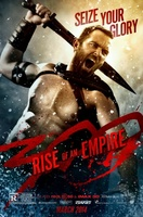 300: Rise of an Empire movie poster
