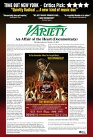 An Affair of the Heart movie poster