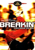 Breakin' movie poster