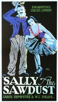 Sally of the Sawdust movie poster
