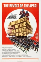 Conquest of the Planet of the Apes movie poster