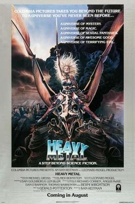 Heavy Metal poster #1134286