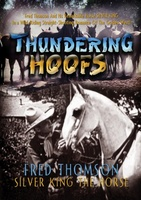 Thundering Hoofs movie poster