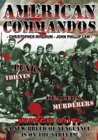 American Commandos movie poster