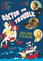Doctor in Trouble movie poster