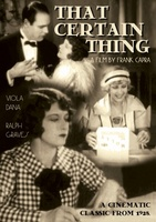 That Certain Thing movie poster