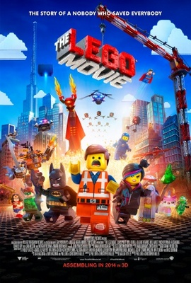 The Lego Movie poster #1135223