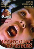 I Don't Want to Be Born movie poster