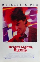 Bright Lights, Big City movie poster