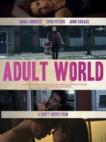 Adult World movie poster