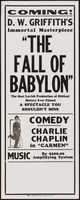The Fall of Babylon #1137952 movie poster