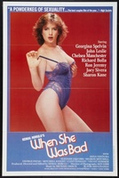 When She Was Bad movie poster
