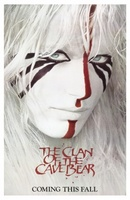 The Clan of the Cave Bear movie poster