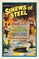 Sinews of Steel movie poster