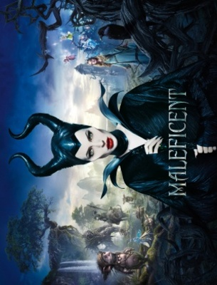 Maleficent Poster