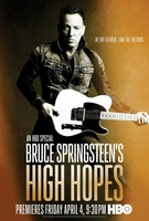 Bruce Springsteen's High Hopes movie poster