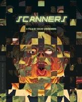 Scanners movie poster