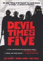 Devil Times Five movie poster