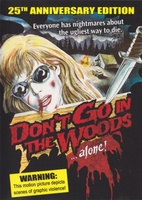 Don't Go in the Woods movie poster
