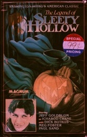 The Legend of Sleepy Hollow movie poster
