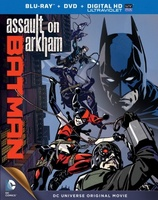 Batman: Assault on Arkham movie poster