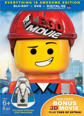 The Lego Movie poster #1158843
