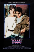 Blue City movie poster